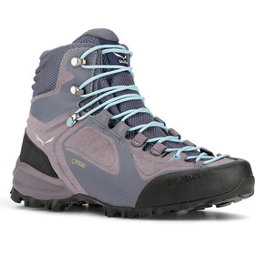 SALEWA Alpenviolet GTX Mid-Cut Schuhe Damen grisaille/ethernal blue
